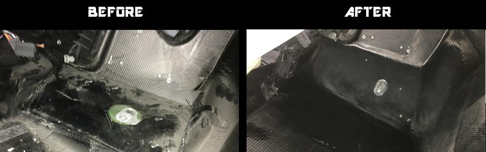 McLaren Chassis Repair
