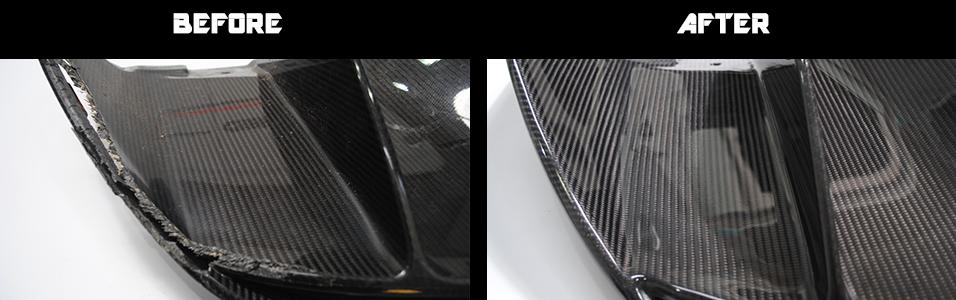 Audi R8 Diffuser